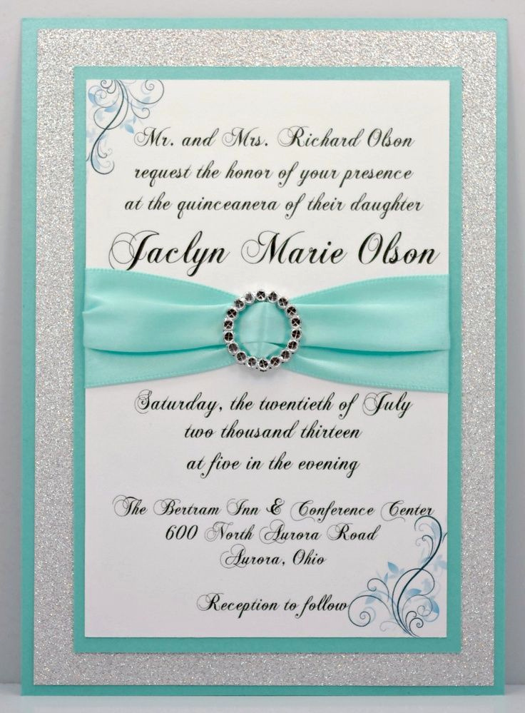 Invitation Ideas for Quinceanera New Quinceanera Invitations Google Search