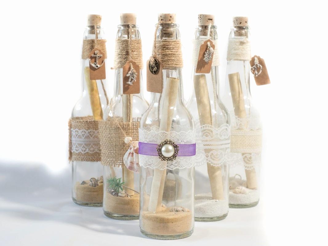 Invitation In A Bottle Luxury Invite In A Bottle Handmade Message In A Bottle