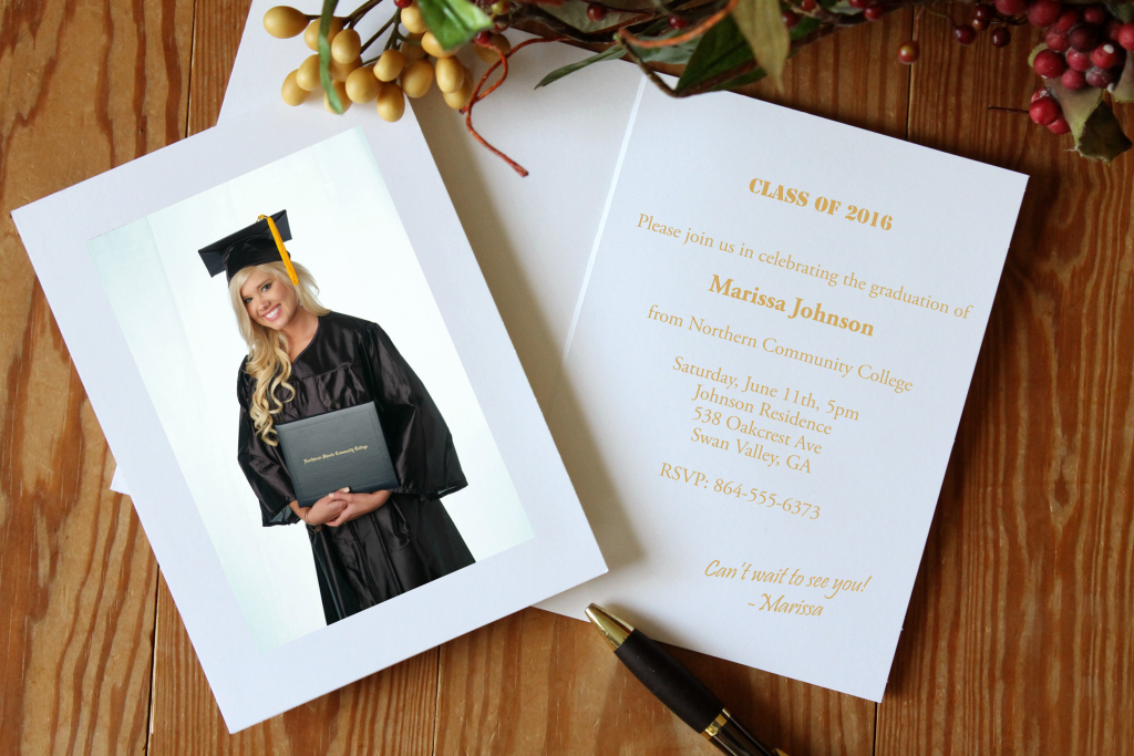 Invitation Inserts for Graduation Party Awesome event & Party Planning – the event & Party Idea Blog
