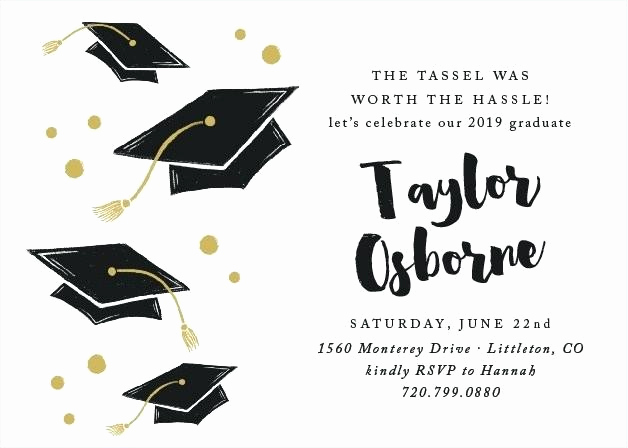Invitation Inserts for Graduation Party Best Of Graduation Invitation Inserts