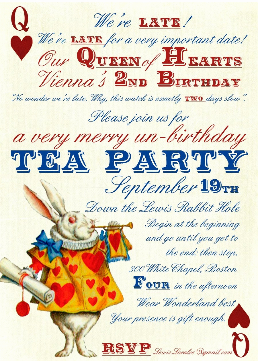 Invitation Quotes for Party Unique Tea Quotes Alice In Wonderland Quotesgram