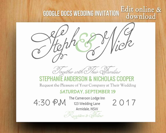 Invitation Template Google Docs Beautiful 13 Best Google Docs Templates Images On Pinterest