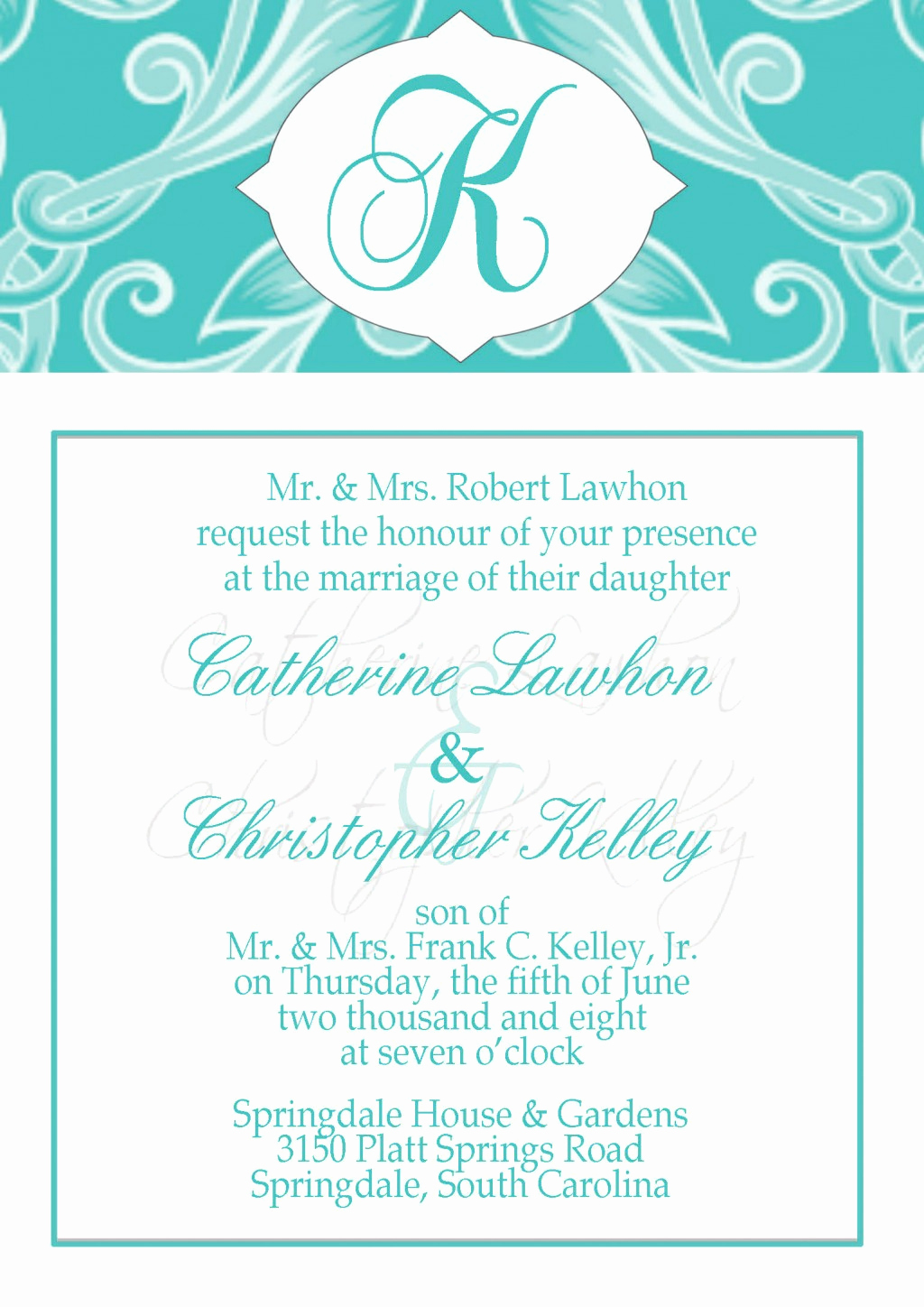 Invitation Templates for Word Elegant Ms Word Invitation Templates
