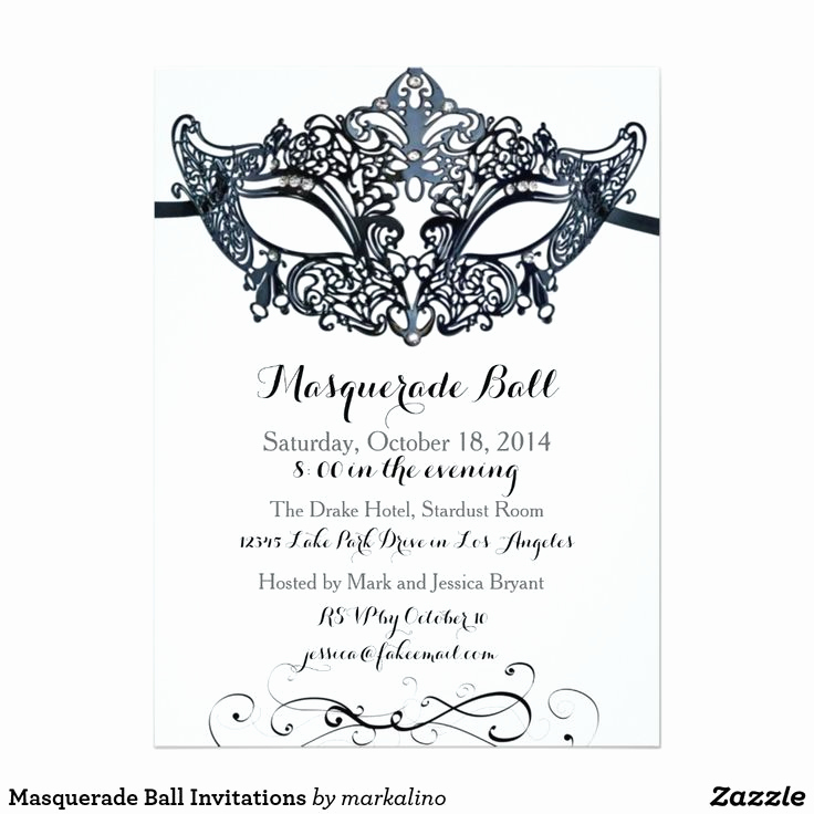 Invitation to A Ball Best Of Best 25 Masquerade Invitations Ideas On Pinterest