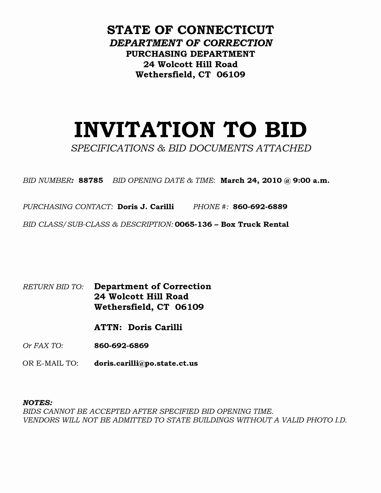 Invitation to Bid Template New Sample Bid Letters Invitation with Invitation to Bid