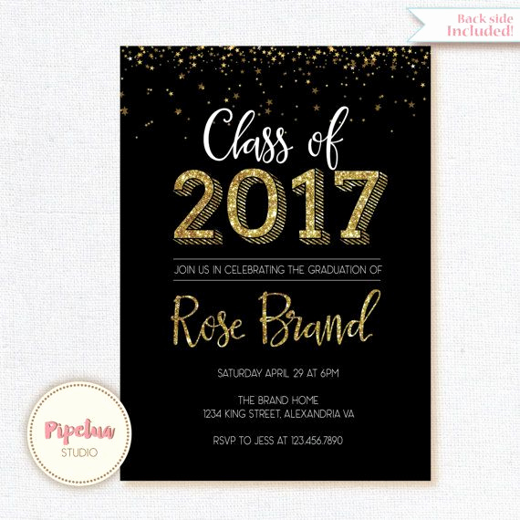 Invitation to Graduation Ceremony Lovely 1000 Ideas About Graduation Invitations On Pinterest