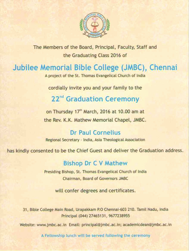 Invitation to Graduation Ceremony Lovely You are Invited to the 2016 Graduation Ceremony
