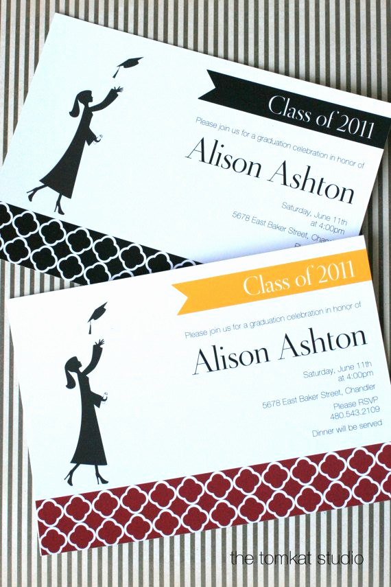 Invitation to Graduation Party Inspirational 17 Best Images About Graduation Brunch On Pinterest