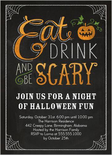 Invitation Wording for Parties Beautiful Halloween Invitation Ideas the Xerxes