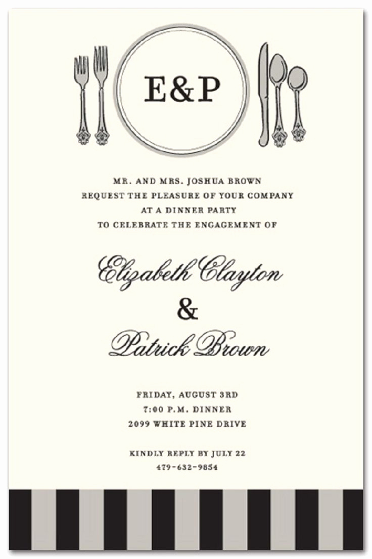 Invitation Wording for Parties Best Of formal Party Invitation Wording