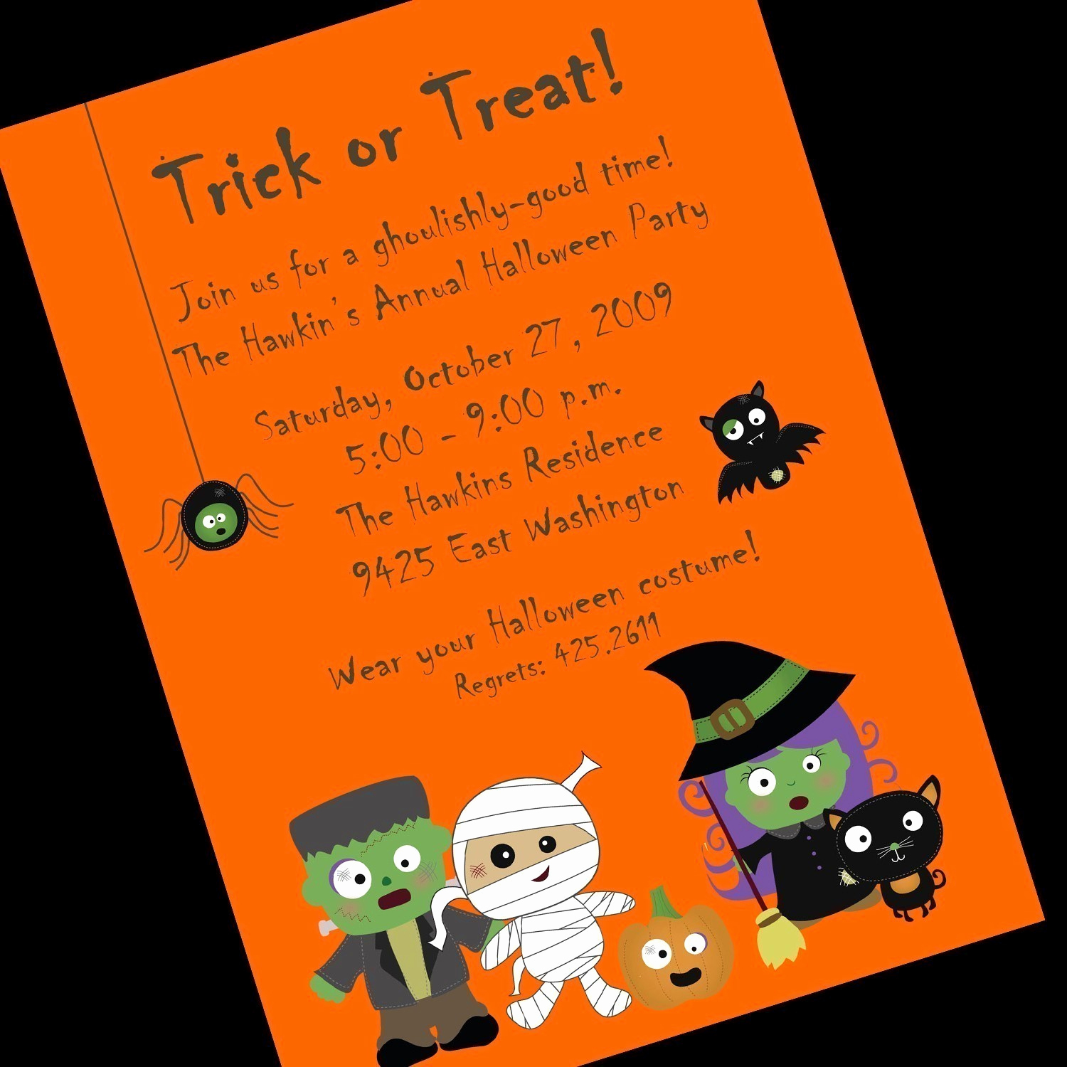 Invitation Wording for Parties Lovely Halloween Fice Party Invitation Wording – Festival