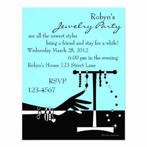 Jewelry Party Invitation Template Awesome 2 000 Jewelry Party Invitations Jewelry Party