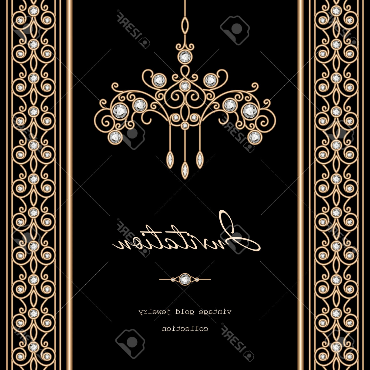 Jewelry Party Invitation Template Best Of Jewelry Invitation Borders