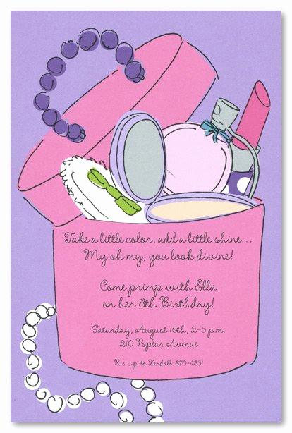 Jewelry Party Invitation Template Elegant Jewelry Party Invitation Wording