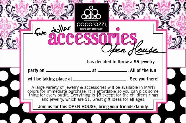 Jewelry Party Invitation Template Inspirational Loripaparazzi Gmail