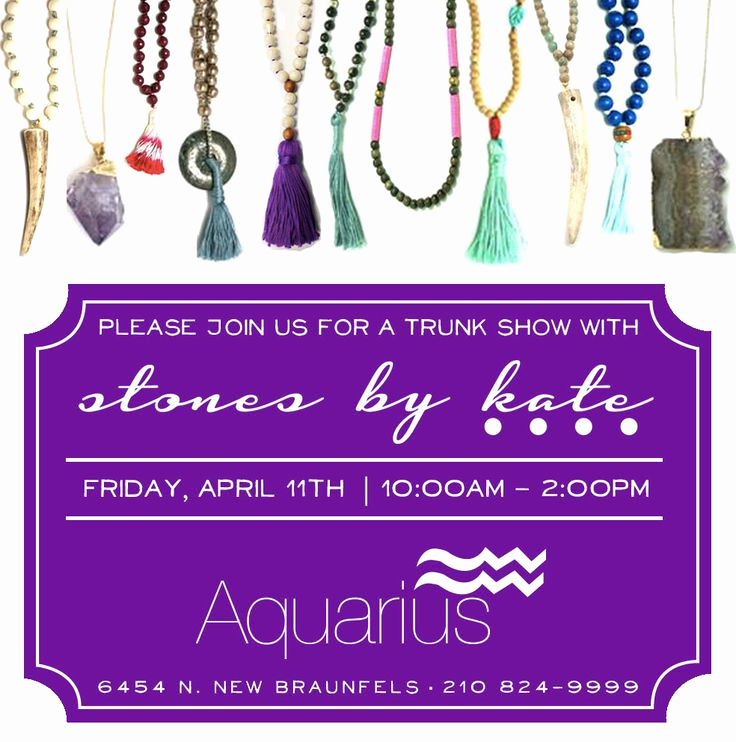 Jewelry Trunk Show Invitation Awesome 49 Best Trunk Show Ideas Images On Pinterest