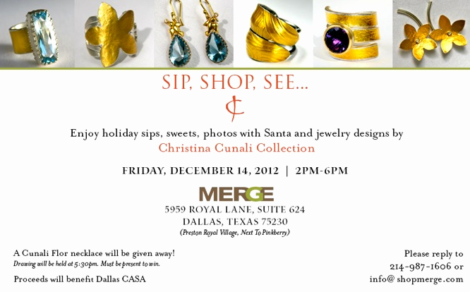 Jewelry Trunk Show Invitation Beautiful Sip Shop & See the Beautiful Collection by Christina