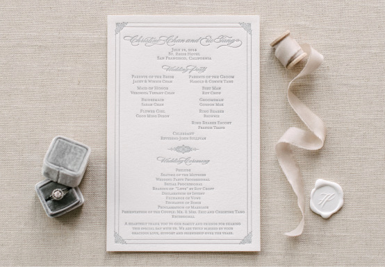 Jewish Wedding Invitation Etiquette Beautiful Program Etiquette