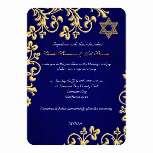 Jewish Wedding Invitation Etiquette Luxury 244 Best Jewish Wedding Invitations Images On Pinterest
