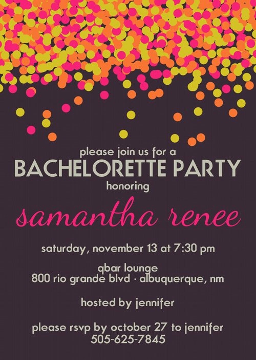 Joint Bachelor Bachelorette Party Invitation Awesome 17 Best Ideas About Bachelorette Party Invitations On