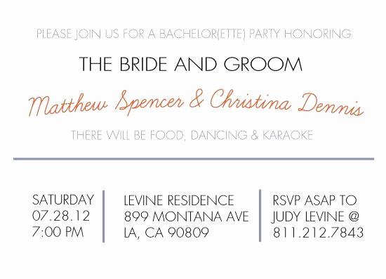 Joint Bachelor Bachelorette Party Invitation Awesome 46 Best Coed Bachelor Bachelorette Party Images On