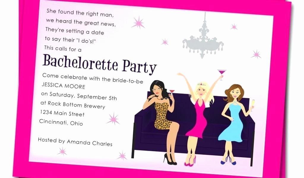 Joint Bachelor Bachelorette Party Invitation Best Of Joint Bachelor Bachelorette Party Invitations