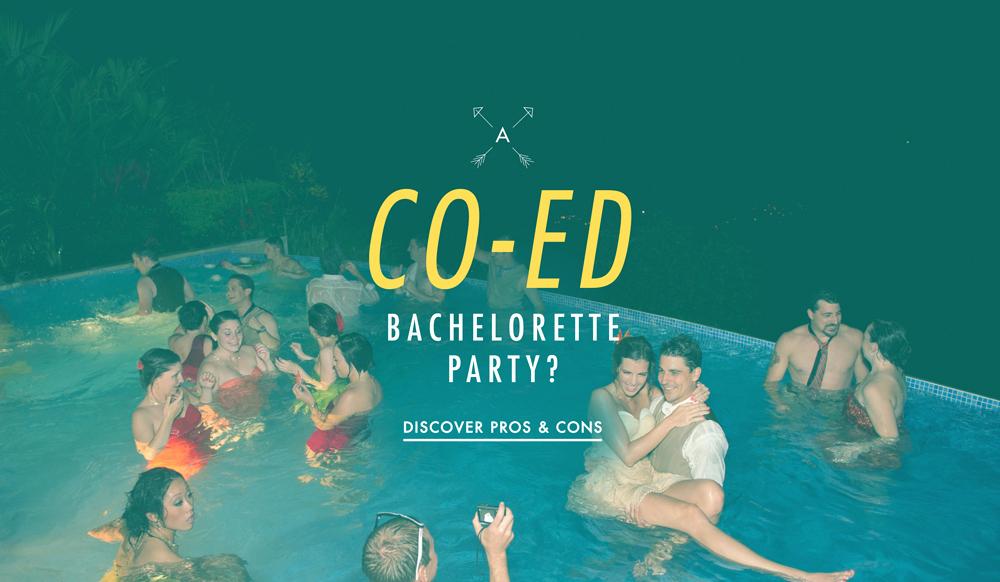 Joint Bachelor Bachelorette Party Invitation Luxury Bachelorette Party Ideas Co Ed Bachelor Bachelorette