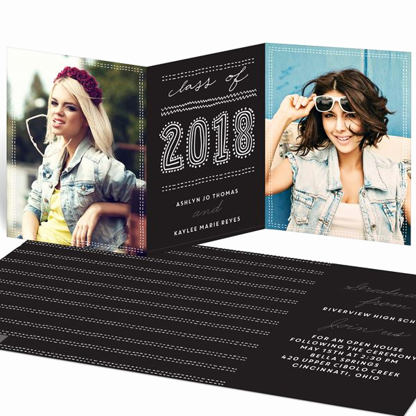 Joint Graduation Party Invitation Wording Awesome Joint Party Doodles Graduation Announcements
