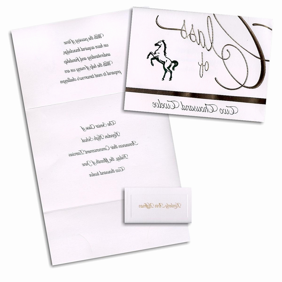 Joint Graduation Party Invitation Wording New Party Invitations Cards High School Graduation Party