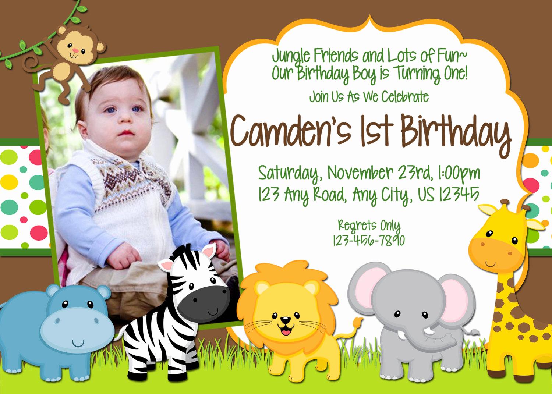 Jungle theme Birthday Invitation Inspirational Chandeliers & Pendant Lights