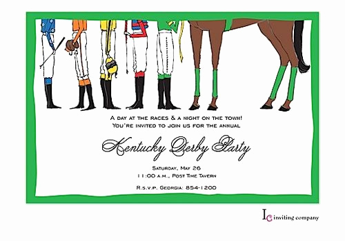 Kentucky Derby Invitation Templates Free New 88 Best Kentucky Derby Party Images On Pinterest