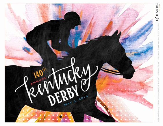 Kentucky Derby Invitation Templates Free New Free Kentucky Derby Party Printables Garden Party