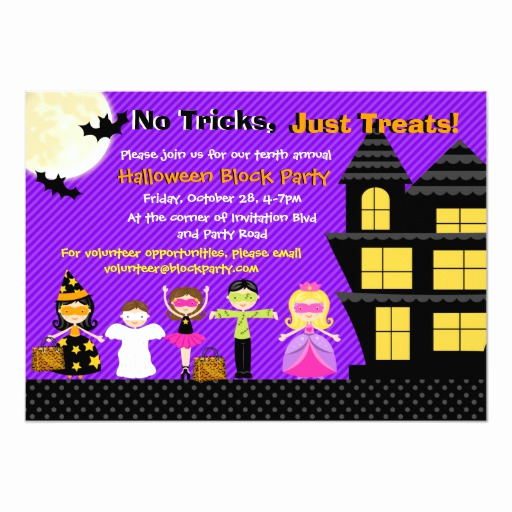 Kid Halloween Party Invitation Awesome Halloween Kids Halloween Costume Party Invite