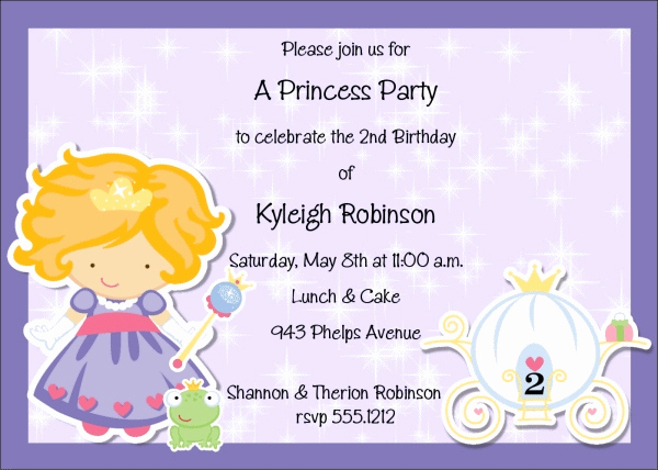 Kids Birthday Party Invitation Template Best Of 21 Kids Birthday Invitation Wording that We Can Make