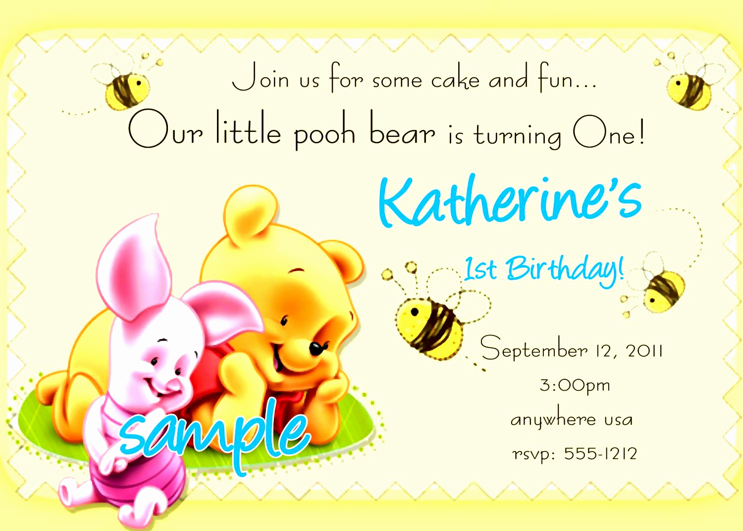 Kids Birthday Party Invitation Template Elegant Birthday Invitation Card Template for Kids