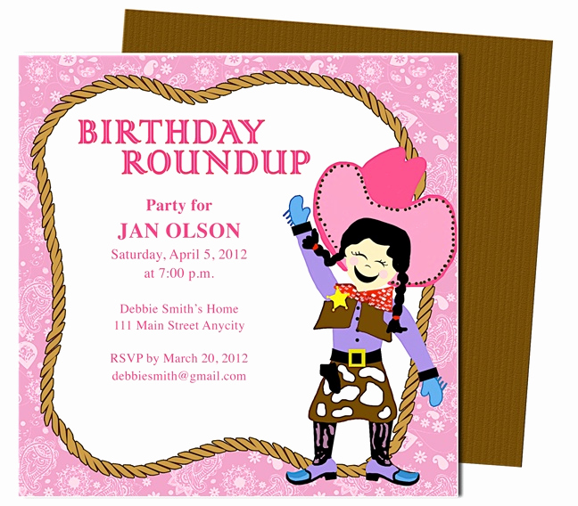 Kids Birthday Party Invitation Template Lovely 23 Best Images About Kids Birthday Party Invitation