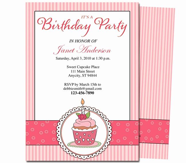 Kids Birthday Party Invitation Template Luxury 23 Best Images About Kids Birthday Party Invitation