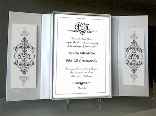 Kim Kardashian Wedding Invitation Beautiful Elegant and Beautiful Wedding Invitations for Free Remake