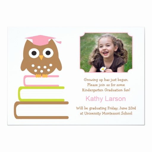Kindergarten Graduation Invitation Wording Fresh Kindergarten Graduation Invitation