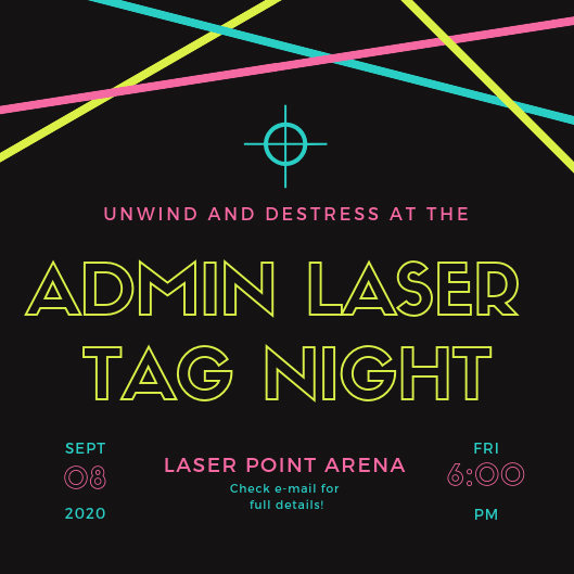 Laser Tag Invitation Template New Customize 224 Tag Templates Online Canva