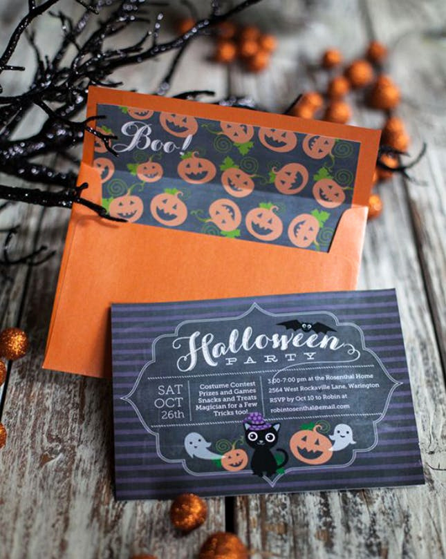 Last Minute Invitation Quotes Inspirational 25 Last Minute Halloween Printables