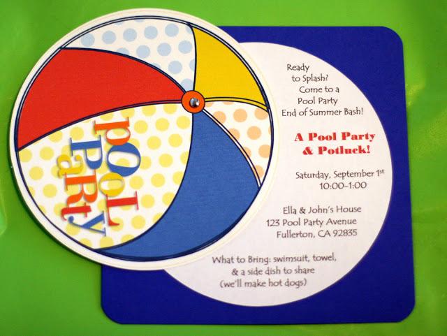 Last Minute Invitation Quotes Unique Invite and Delight Last Minute Pool Party