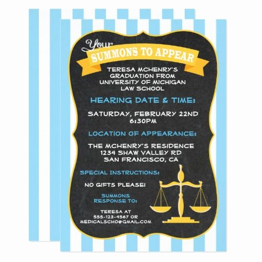 Law School Graduation Invitation Wording Fresh 161 Best Law School Graduation Invitations Images On