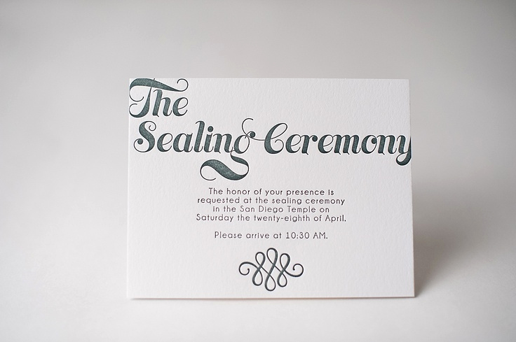 Lds Sealing Invitation Wording Best Of Pin by Chevonne Barber On Wedding