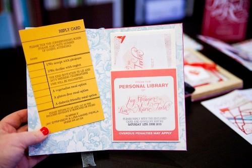 Library Card Wedding Invitation Lovely Greer Loves Library Wedding Inspiration Invitations & Paper