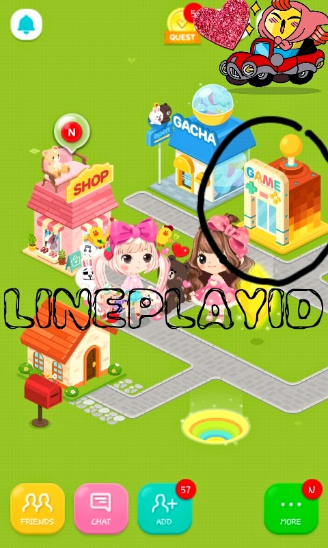 Line Play Invitation Code Inspirational Line Play How to Get 30 000 Free Gems In Line Play
