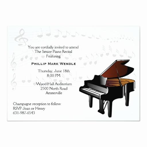 Line Play Invitation Code Luxury Baby Grand Piano Invitation