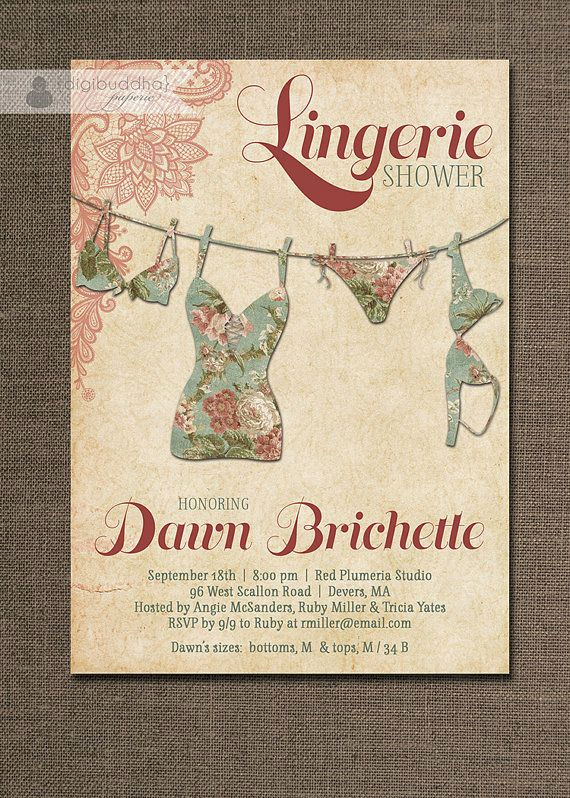 Lingerie Shower Invitation Wording Fresh 1000 Ideas About Lingerie Shower Invitations On Pinterest