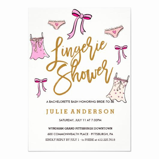 Lingerie Shower Invitation Wording Unique Girls Night Out – Invitations 4 U