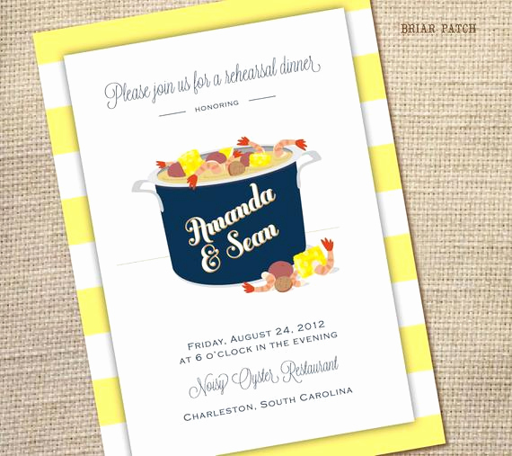 Low Country Boil Invitation Wording Awesome Unavailable Listing On Etsy